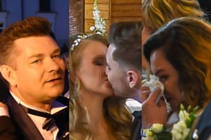 Wódka, łzy, setki gości - tak wyglądał ślub Daniela Martyniuka, syna Zenka! (ZDJĘCIA)