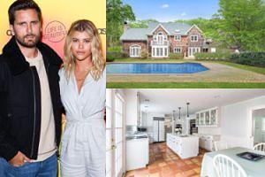 Scott Disick i Sofia Richie wiją sobie wspólne gniazdko? Rozważają zakup rezydencji w Hamptons (ZDJĘCIA)