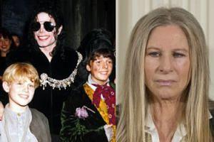 """Barbra Streisand przeprasza za słowa o Jacksonie: """"Rodzice chłopców zostali ZEPSUCI PRZEZ SŁAWĘ"""""""