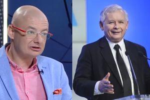 Michał Kamiński zdradza ulubione wino Jarosława Kaczyńskiego. Kosztuje 10 złotych...