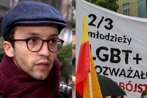 """Samuel Pereira krytykuje powstanie hostelu interwencyjnego dla osób LGBT: """"Przecież teraz każdy na gigancie powie: """"Tata nie lubi gejów"""""""""""