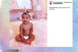 Khloe Kardashian przebrała małąTrue