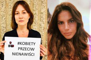 """Ostaszewska też broni Rosati: """"TO NIEPOJĘTE, że ktoś, kto nie był przy tym, pozwala sobie stwierdzać, że ona kłamie"""""""