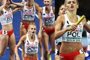 Lekkoatletyczne Mistrzostwa Europy: Polka Justyna Święty-Ersetić zdobyła DWA ZŁOTA W ODSTĘPIE 90 MINUT!