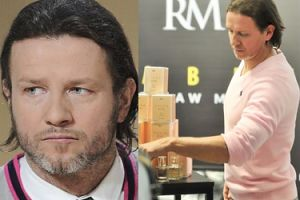 Radosław Majdan sprzedaje coraz mniej swoich autorskich perfum! Zyski Vabun SPADAJĄ Z ROKU NA ROK