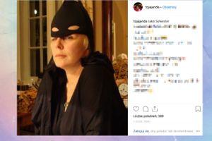 Krystyna Janda jako Mroczny Rycerz