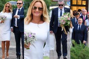 Tak wyglądał ślub Kurskiego: opalona panna młoda i znani goście (ZDJĘCIA)