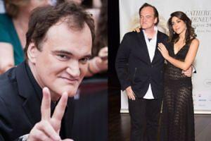 Quentin Tarantino ZOSTANIE OJCEM! Jego młodsza o 20 lat żona jest w ciąży