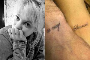 Margaret ZARĘCZYŁA SIĘ? Zrobiła sobie z ukochanym pasujące tatuaże... (FOTO)