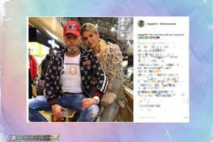 Maja i Krzysztof pozują razem na Instagramie