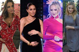 Najbardziej wyczekiwane ciąże 2019 roku: Kulig, Tusk, Boruc, księżna Meghan... (ZDJĘCIA)