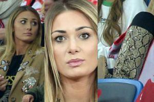 Jessica Ziółek w wężowych kozakach wspiera dzielnie swego chłopaka (ZDJĘCIA)