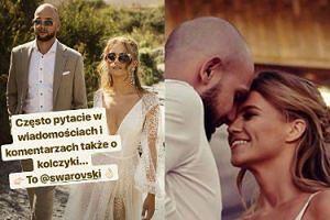 Agnieszka Kaczorowska pokazała na Instagramie NIEPUBLIKOWANE zdjęcia ze ślubu (FOTO)