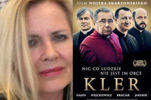 """Szapołowska krytykuje """"Kler"""": """"Nie widziałam filmu, ale to zwykła nagonka"""""""
