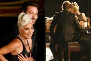"""Lady Gaga za bardzo weszła w rolę? """"Kusiła Bradleya przy fortepianie"""" (KLIKA PUDELKA)"""