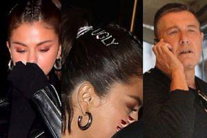 """Selena Gomez komentuje nazwanie jej """"brzydką"""" przez Stefano Gabbanę. Wsuwką do włosów... (FOTO)"""