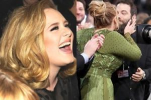 """Adele jest już po rozwodzie? """"Całowała się w barze z przystojniakiem"""""""