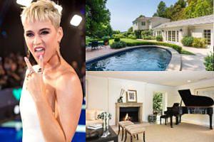 Wspaniałomyślna Katy Perry kupiła domek dla gości... Za 7,5 MILIONA dolarów! (ZDJĘCIA)