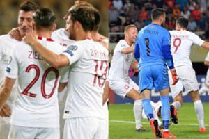 Polska WYGRAŁA z Macedonią Północną 1:0