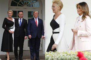 """Dudowie ponownie odwiedzili Trumpów! """"Relacje między Polską a Ameryką kwitną"""" (FOTO)"""