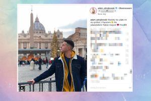 Zdrójkowski żałuje, że nie udało mu się spotkać papieża…