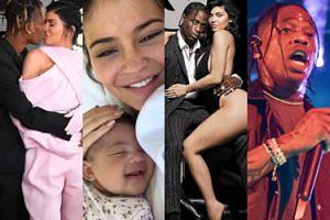 Kylie Jenner i Travis Scott ROZSTALI SIĘ! Przypominamy historię ich burzliwej miłości: ciąża, wspólne tatuaże i tajemniczy kochankowie (ZDJĘCIA)