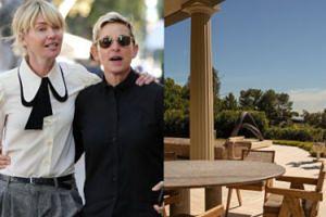 Ellen DeGeneres z żoną sprzedają willę za 18 MILIONÓW! To więcej, niż kosztowała pierwotnie