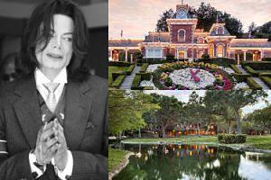 Nikt nie chce kupić rancza Michaela Jacksona! Jego cenę obniżono już o 70 milionów dolarów... (ZDJĘCIA)