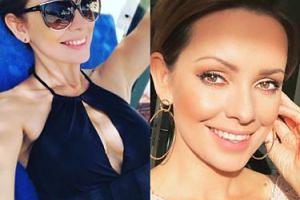 """Dorota Gardias udostępniła gorące zdjęcie z plaży. Fani: """"Przy biuście coś poszło nie tak"""""""