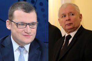 """Wiceszef MSWiA o taśmach Kaczyńskiego: """"Prezes jest cnót wszelkich bezdenną głębiną"""""""