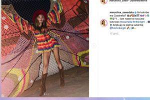 Marcelina Zawadzka rozwija skrzydła na Coachelli