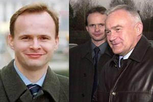 Przyjaciel biznesmenów, lew salonowy, syn ciągle nieobecnego ojca - kim był Leszek Miller junior?