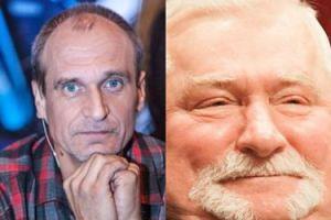 """Kukiz gniewa się na Wałęsę: """"Ogólna demolka, czas wyprowadzić """"Bolka"""""""""""