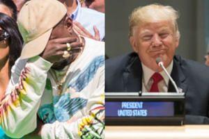 Kanye West wybłagał ponowne spotkanie z Donaldem Trumpem