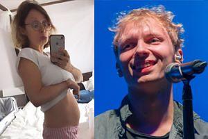"""Partnerka Igora Herbuta pokazała brzuch tydzień po porodzie: """"Ludzkie ciało stale mnie zadziwia"""""""