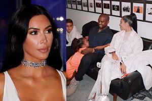"""Kim twierdzi, że Kanye próbuje ZMUSIĆ JĄ do kolejnych dzieci! """"Uparł się na SIÓDEMKĘ"""""""