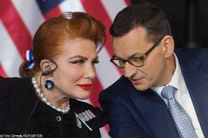 Ambasadorka USA nie wie, jak nazywa się premier Polski? Napisała nazwisko Morawieckiego z błędem...