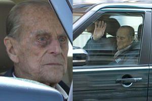 """Książę Filip sprzedaje """"ulubionego"""" Range Rovera za 650 tysięcy złotych! To o wiele więcej niż kosztuje nowy"""
