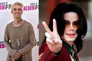 "Aaron Carter surowo o ""Leaving Neverland"". ""To TANIEC NA CUDZYM GROBIE"""