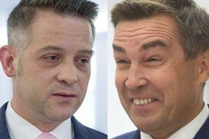 """Tomasz Cimoszewicz i Zbigniew Gryglas pokłócili się o węgiel. """"Pan reprezentuje interesy Niemiec"""""""