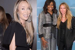 """Joanna Przetakiewicz spotkała się z Michelle Obamą: """"Zadziała się magia"""""""