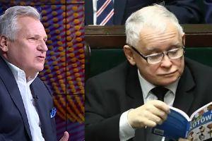 """Aleksander Kwaśniewski: """"Nie szukajcie na siłę nowych liderów"""""""