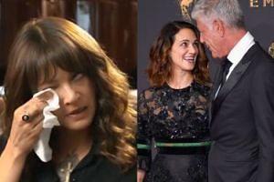 """Asia Argento o śmierci Anthony'ego Bourdaina: """"Ludzie mówią, że zabiła go moja zdrada, ale on też mnie zdradzał, to nie był problem"""""""