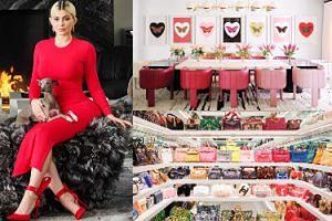 Kylie Jenner pokazała swój dom na łamach magazynu wnętrzarskiego! Stylowo się urządziła? (ZDJĘCIA)