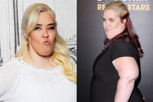 Mama June schudła 130 kilogramów. Jej 13-letnia córka nie chce z nią zamieszkać, a partner się nad nią znęca