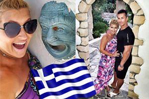 """Skrzynecka planuje otworzyć biznes w Grecji? """"Niedrogi hotel lub restaurację"""""""