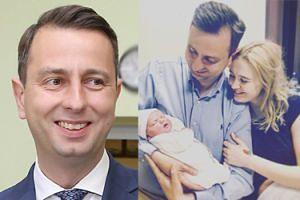 Lider Polskiego Stronnictwa Ludowego został ojcem! Znamy płeć i imię dziecka