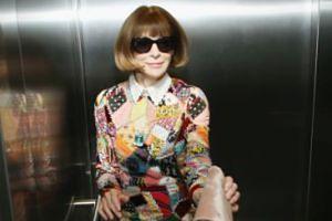 Luksusowe życie Anny Wintour: jako jedyna w firmie zachowa prywatną łazienkę