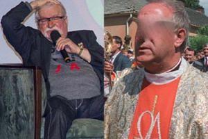 """Kapelan Lecha Wałęsy przyznał się DO PEDOFILII: """"Była chwilka pieszczenia i wracaliśmy do swoich spraw"""""""