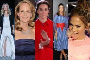 Nie tylko Emily Ratajkowski i Irina Shayk. Te gwiazdy też noszą sukienki z sieciówek (ZDJĘCIA)